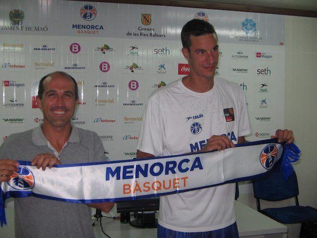 Andreu Matalí presentat
