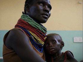Correos y Cruz Roja contra la hambruna en el cuerno de África
