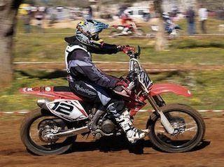 Se mueve la sexta prueba del campeonato de Baleares de Motocross B