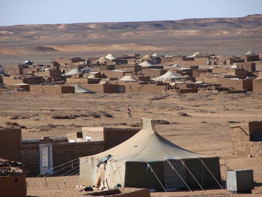 Solidarios con el Pueblo Saharaui