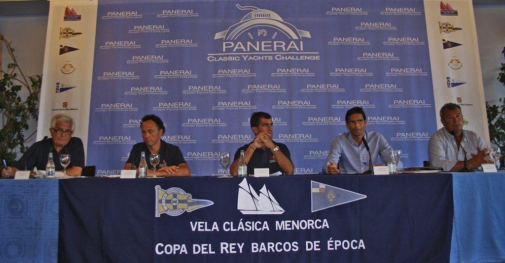 Vela Clásica Menorca VII Copa del Rey Trofeo Panerai