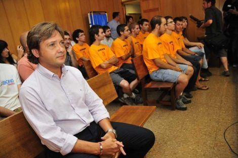 Jorge Campos gana juicio contra catalanistas radicales y pide responsabilidades políticas