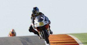 Joan Perelló en el Gran Premio de Aragón