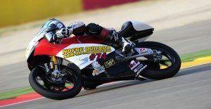 La Carrera de Joan Perelló en el Gran Premio de Aragón