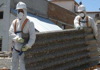 Los afectados por el amianto siguen reclamando justicia ante la Ley