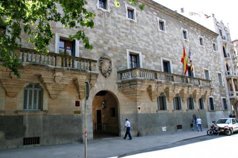 Memòria 2011 Tribunal Superior de Justicia de les Illes Balears