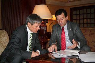 El conseller Biel Company s'ha reunit amb el comissari europeu d'Agricultura i Desenvolupament Rural
