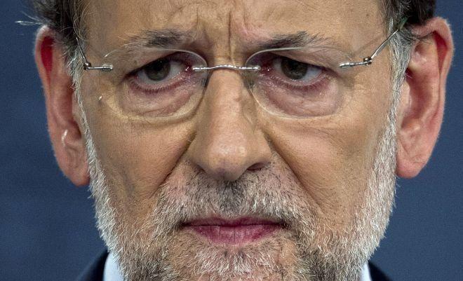 Mariano Rajoy Preocupado