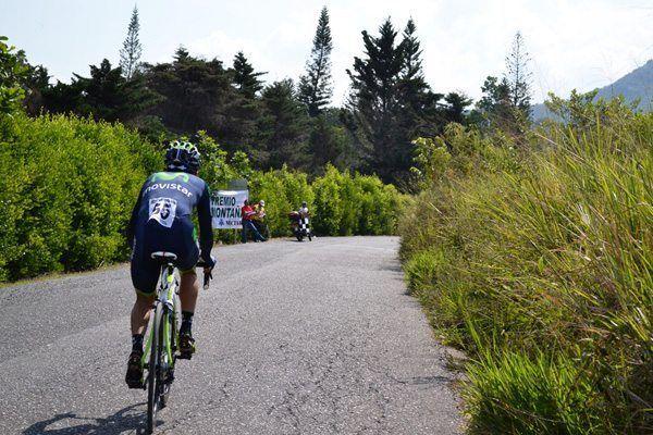 Montaña y González, en el top 10 de la Primera Etapa de la Clásica de  Fusagasugá