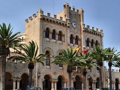 Ajuntament Ciutadella
