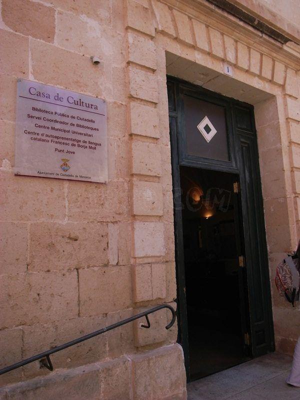 Casa de la cultura de ciutadella