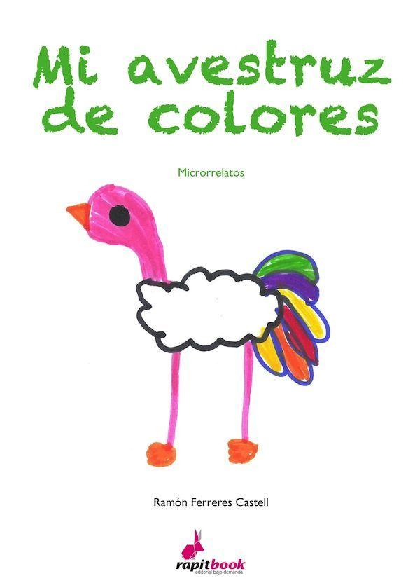Mi Avestruz de Colores