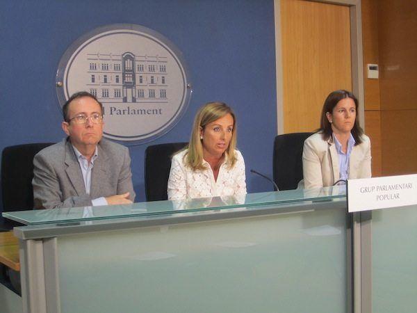 Cabrer, Veramendi y Bauzà