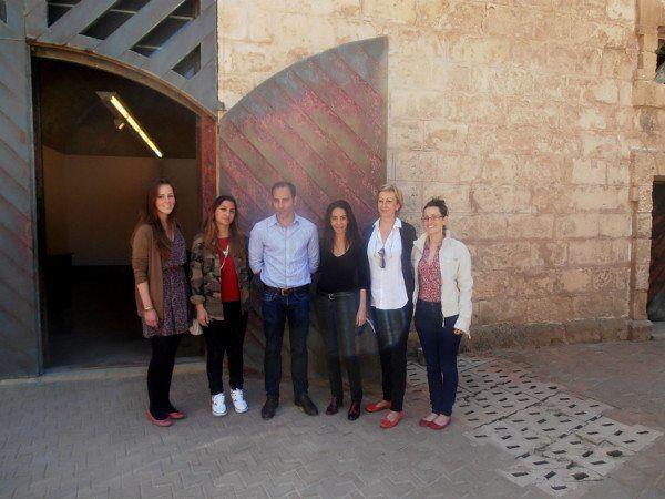 Centre d'Art i Creació de Ses Voltes.