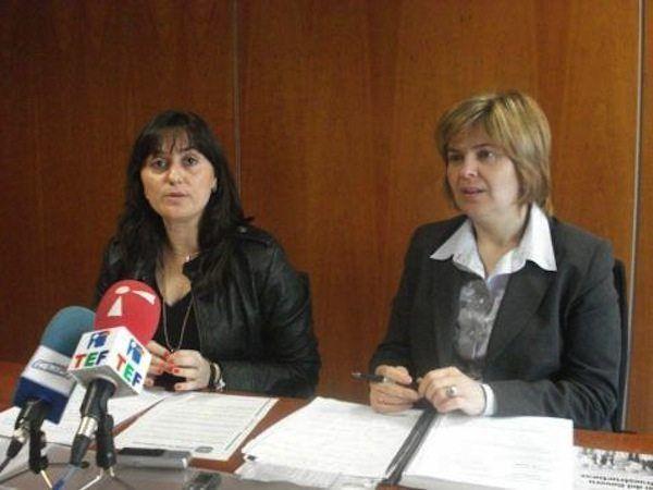 Carolina Torres y Cati Palau