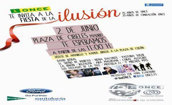 Cartel Fiesta de la Ilusión