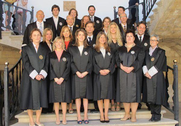 Secretarios judiciales de Baleares