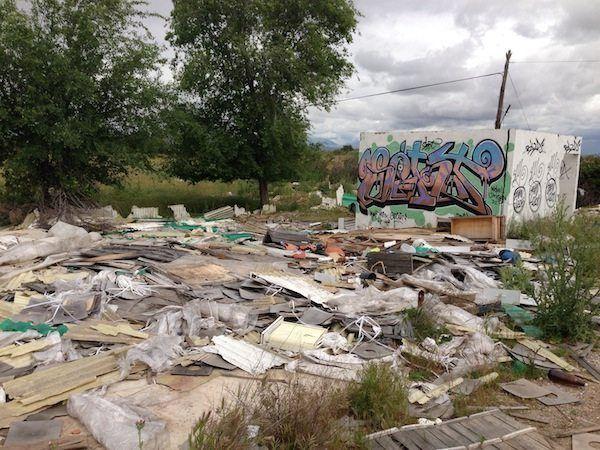 Terreno Abandonado
