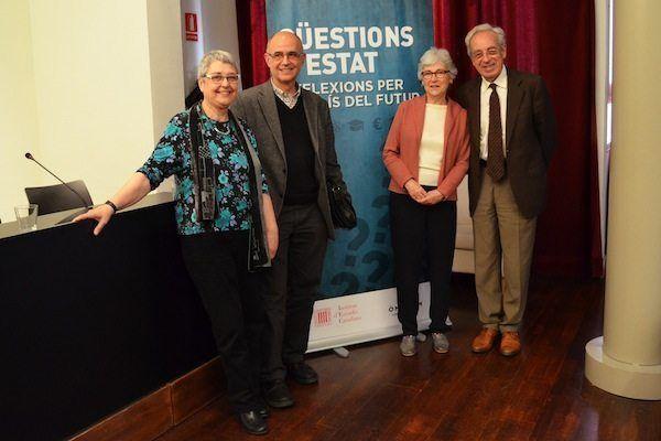 Procés de Reflexió Acadèmica per a aportar propostes per a la Catalunya del Futur