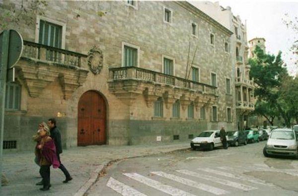 Visita de los Vocales CGPJ a Menorca