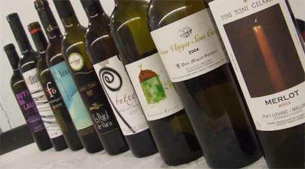Vins Pla Llevant Mallorca