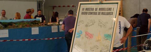 III Feria de Aeromodelismo en Mallorca