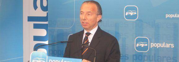 Carlos Delgado, vicepresident del Partit Popular de les Illes Balears i exbatle de Calvià.