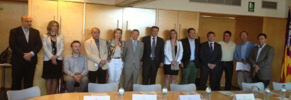 II Mesa Alcaldes Menorca