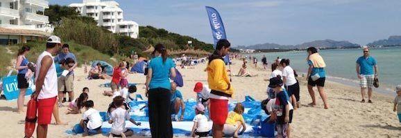La Playa de Muro en el Día Mundial del Medio Ambiente