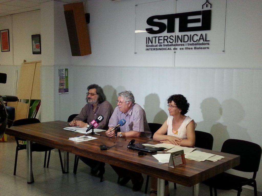 Membres del STEI