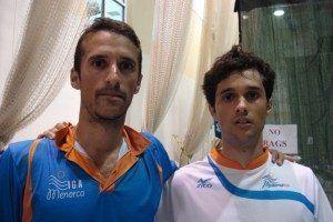 Albert y Eric Navarro