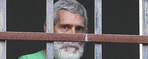 Josu Uribetxeberria Bolinaga, militante de ETA que fue condenado a 178 años de cárcel por el asesinato de tres guardias civiles y el posterior secuestro de José Antonio Ortega Lara.