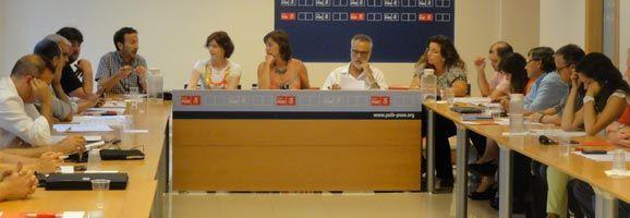 La Comissió Executiva del PSIB-PSOE es reuní ahir per analitzar la situació educativa de les Illes balears.