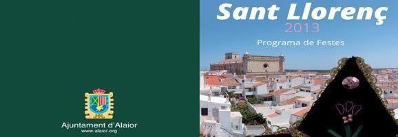 Sant Llorenç 2013