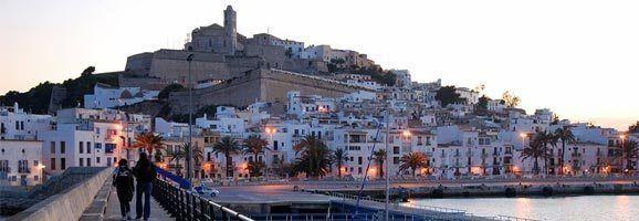La Marina, Port d'Eivissa.