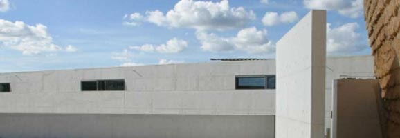 Façana de l'edifici d'Es Baluard