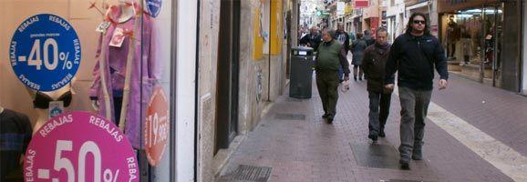 Los comerciantes minoristas de Mallorca que participaron en el actual modelo de rebajas liberalizadas han vendido lo mismo que el año pasado.