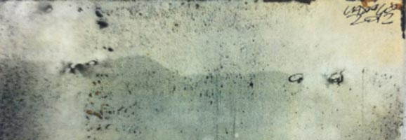 Fracción de una de las obras de Diego Vassallo que se expondrá en Menorca, junto al resto de la colección Tardor.