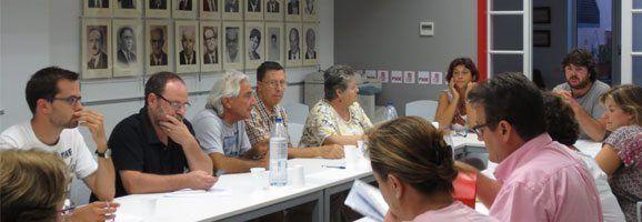 L'òrgan de Govern del PSOE Menorca, s'ha reunit avui per discutir sobre les decisions de la Conselleria d'Educació