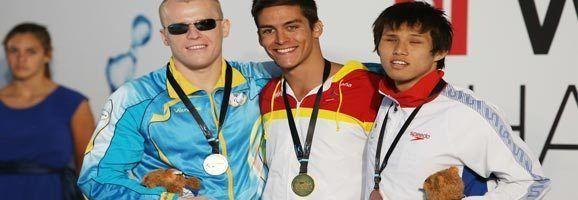 Israel Oliver consigue el Oro en la séptima jornada, poniendo el punto final al Campeonato del Mundo de Natación Paralímpica.