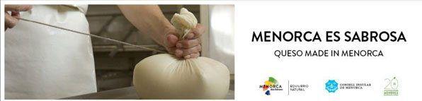 Menorca es creativa, campaña made in Menorca.