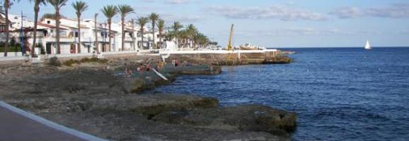 Programa de Festes de S'Algar de Menorca.