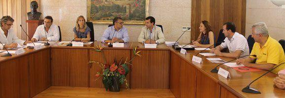 La primera reunió de la Comissió Tot(s) per sa Serra ha quedat formalment constituïda avui. El conseller Biel Company ha anunciat l'avançament del pagament d'ajudes agroambientals a finques afectades per l'incendi.