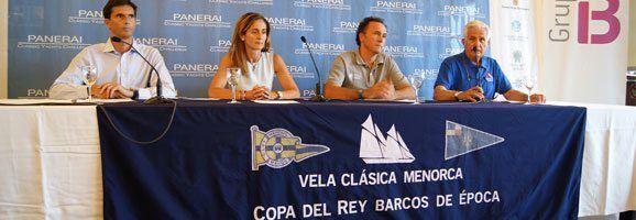 Mañana en Mahón la mejor Regata de Clásicos de España