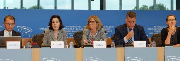 """El Parlamento Europeo ha aprobado, en la Comisión de Industria, Investigación y Energía, el programa """"Horizonte 2020"""", que marca las prioridades de investigación de la Unión europea durante los próximos siete años."""