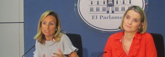 Mabel Cabrer y Marga Prohens han declarado sobre la actual situación en materia de educación.