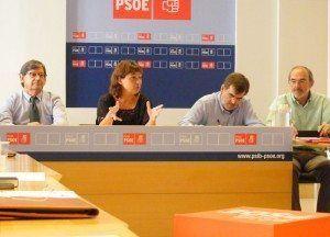 El Partit Socialista demana convocar una reunió urgent amb el president Bauzà.