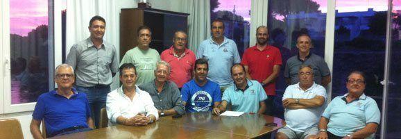 Nova Junta Directiva del Club Nàutic Ciutadella
