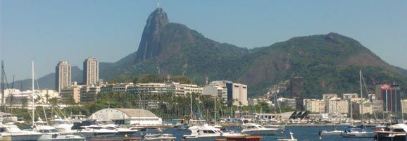 Puerto de Río de Janeiro.