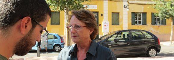Cristina Rita també reclama que es derogui el TIL i es consensuï una nova normativa i demanda que el Parlament doni suport a les reivindicacions de la Comunitat Educativa